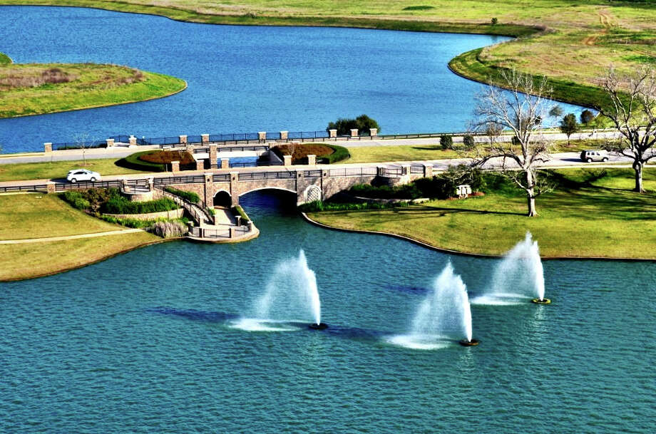 Riverstone has again been named the No. 1 top-selling community in Texas. It also ranked No. 5 among the nation's master-planned communities.