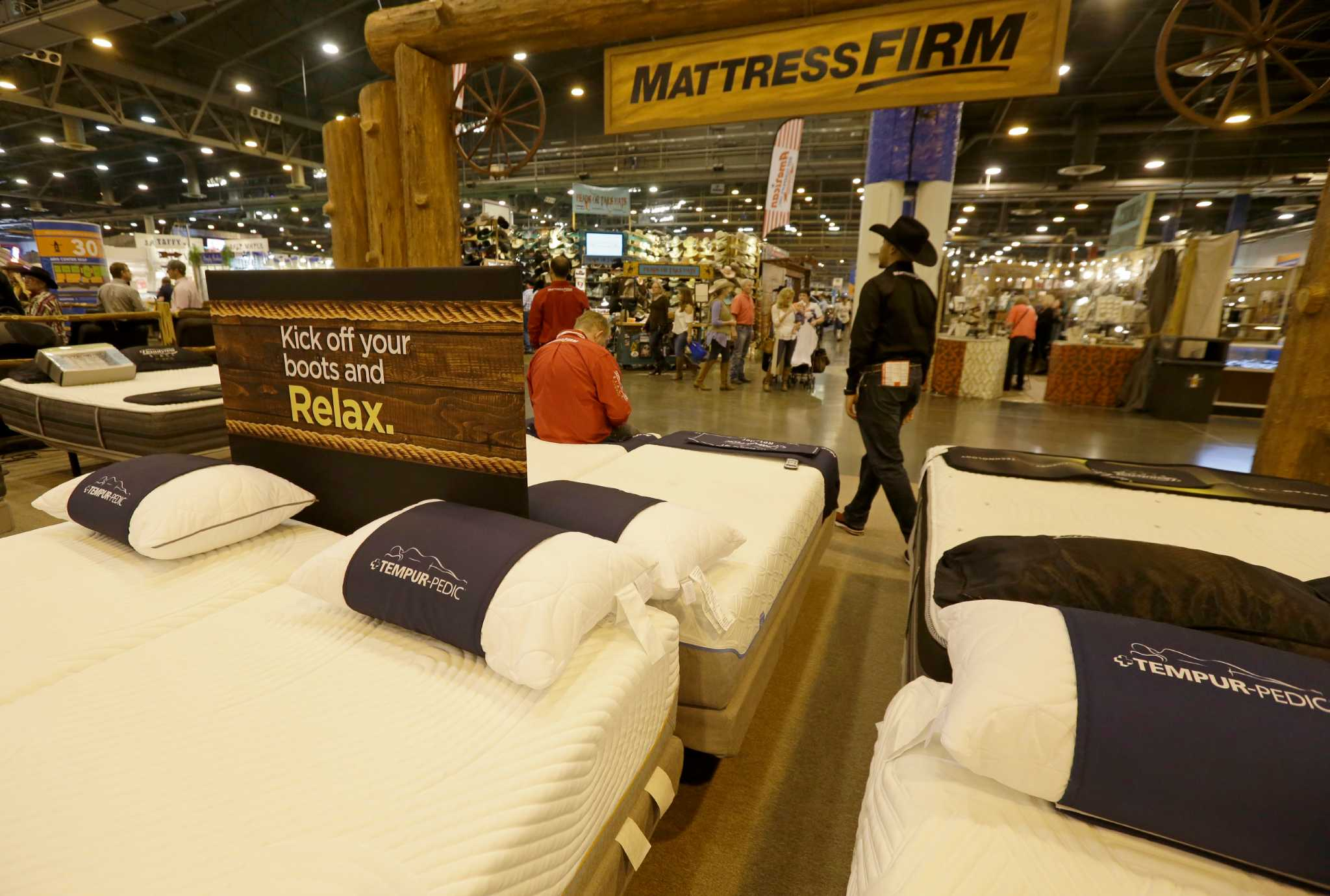 Mattress Stores' New Frontier: The Rodeo