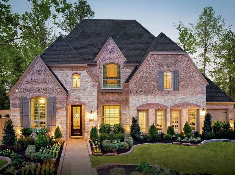 This spring brings the opening of several new model homes in Woodforest, a master-planned community in south Montgomery County.
