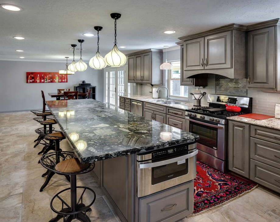 Ghba remodelers council make most out of kitchen for Remodeling a 1950s ranch home