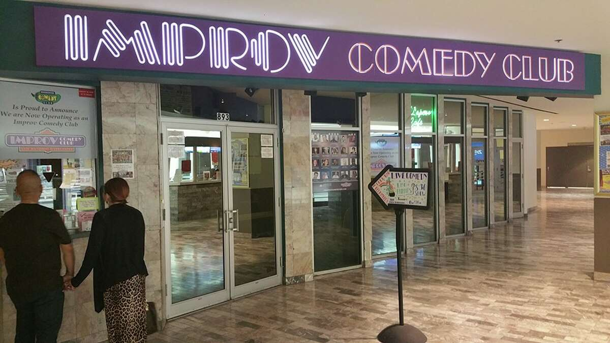 Improv Comedy Club, formerly Rivercenter Comedy Club. Click through to see famous comedians who have performed at the Improv Comedy Club over the years.