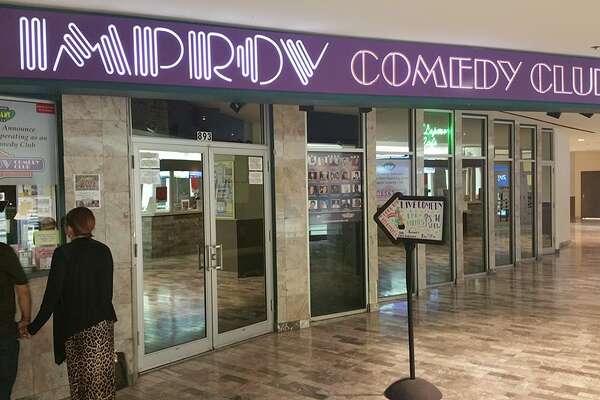 Improv Comedy Club, formerly Rivercenter Comedy Club
