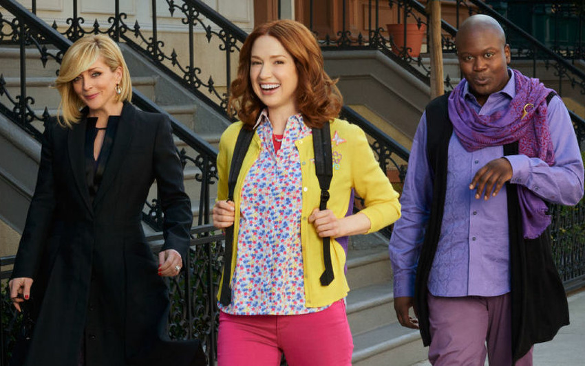 Unbreakable Kimmy Schmidt, season 4Coming to Netflix May 30Kimmy gets a job at a tech startup, Titus pretends to have a TV show to impress Mikey, and Jacqueline starts a talent agency.