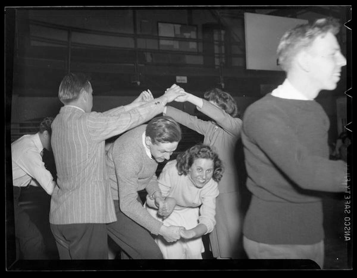 Square dance at Storrs