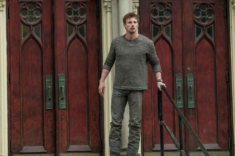 Bradley James as Damien. Photo: Ben Mark Holzberg / Ben Mark Holzberg