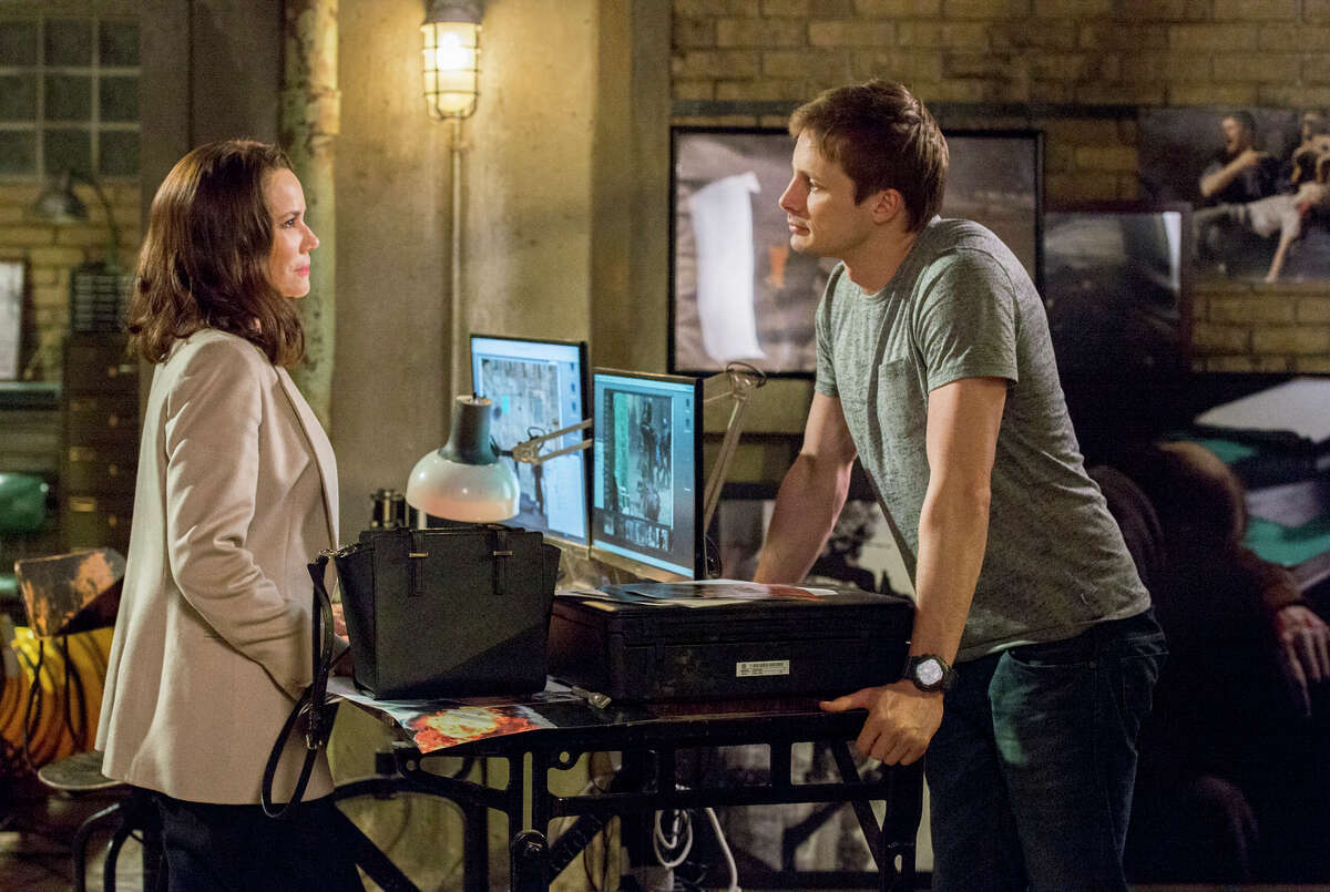 """Barbara Hershey brings plenty of star power to the role of Ann Rutledge, and Bradley James is appealing in the title role of """"Damien: The Beast Rises,"""" a belated sequel to """"The Omen."""""""