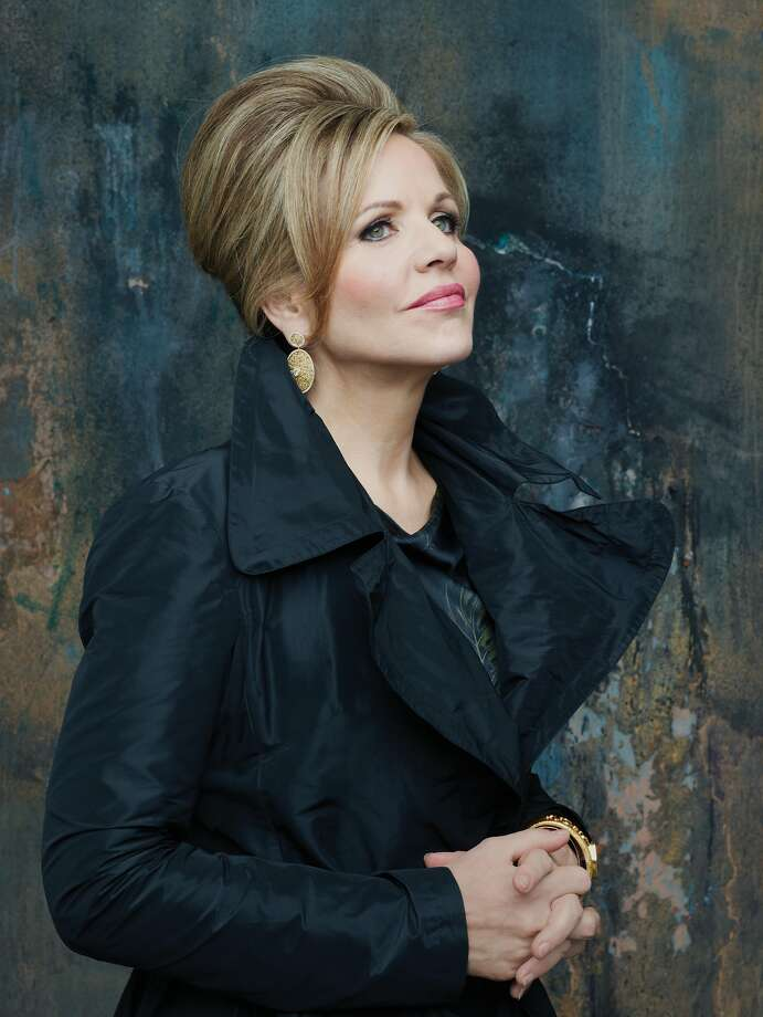 Renée Fleming gives voice to emotion in a variety of genres. Photo: Andrew Eccles/Decca