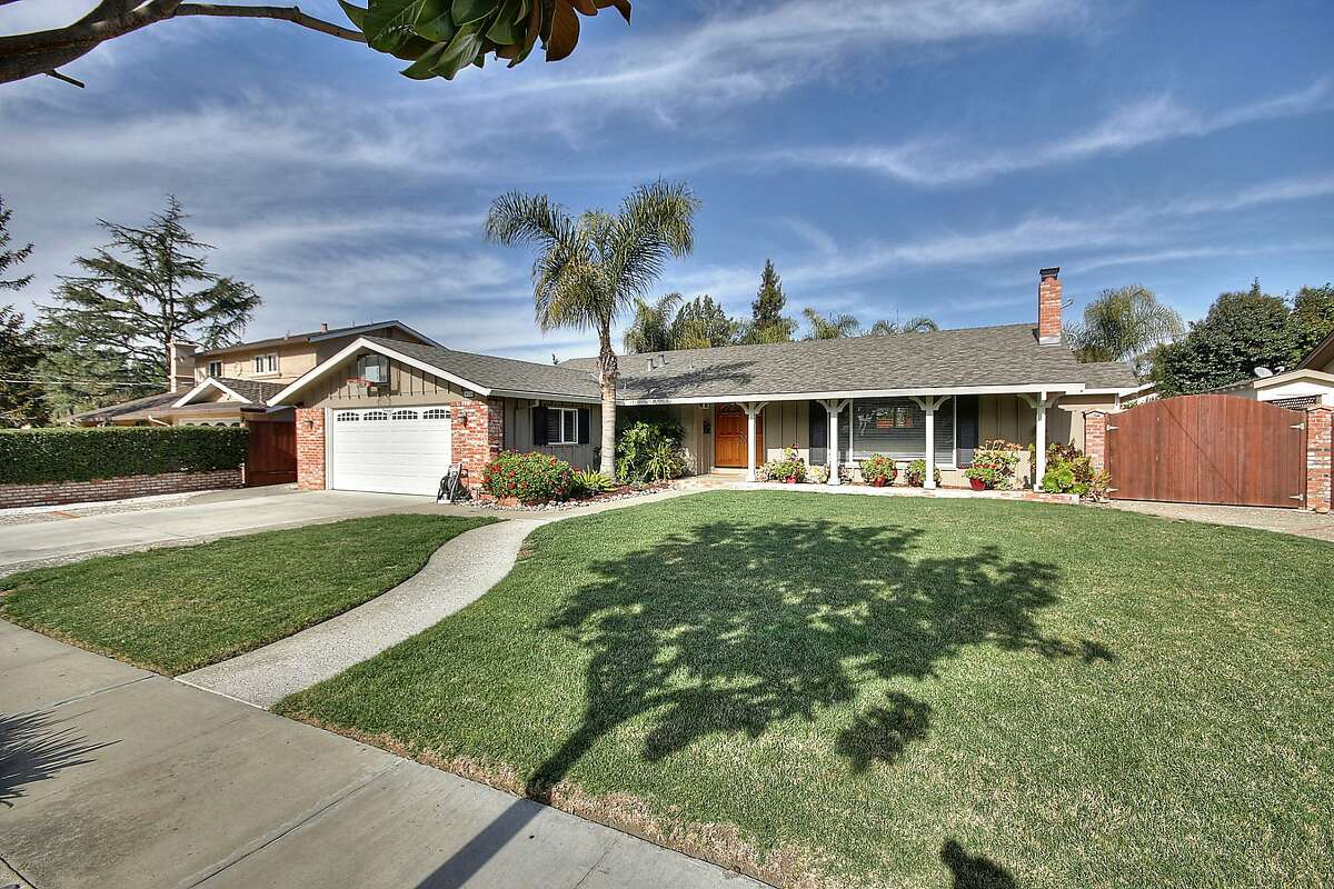 In the East Bay, side-yard access means a home has a gate or opening large enough to drive a boat or RV through, such as this home on Blackburn Drive in Newark listed by �Realtor Nicole Causey.