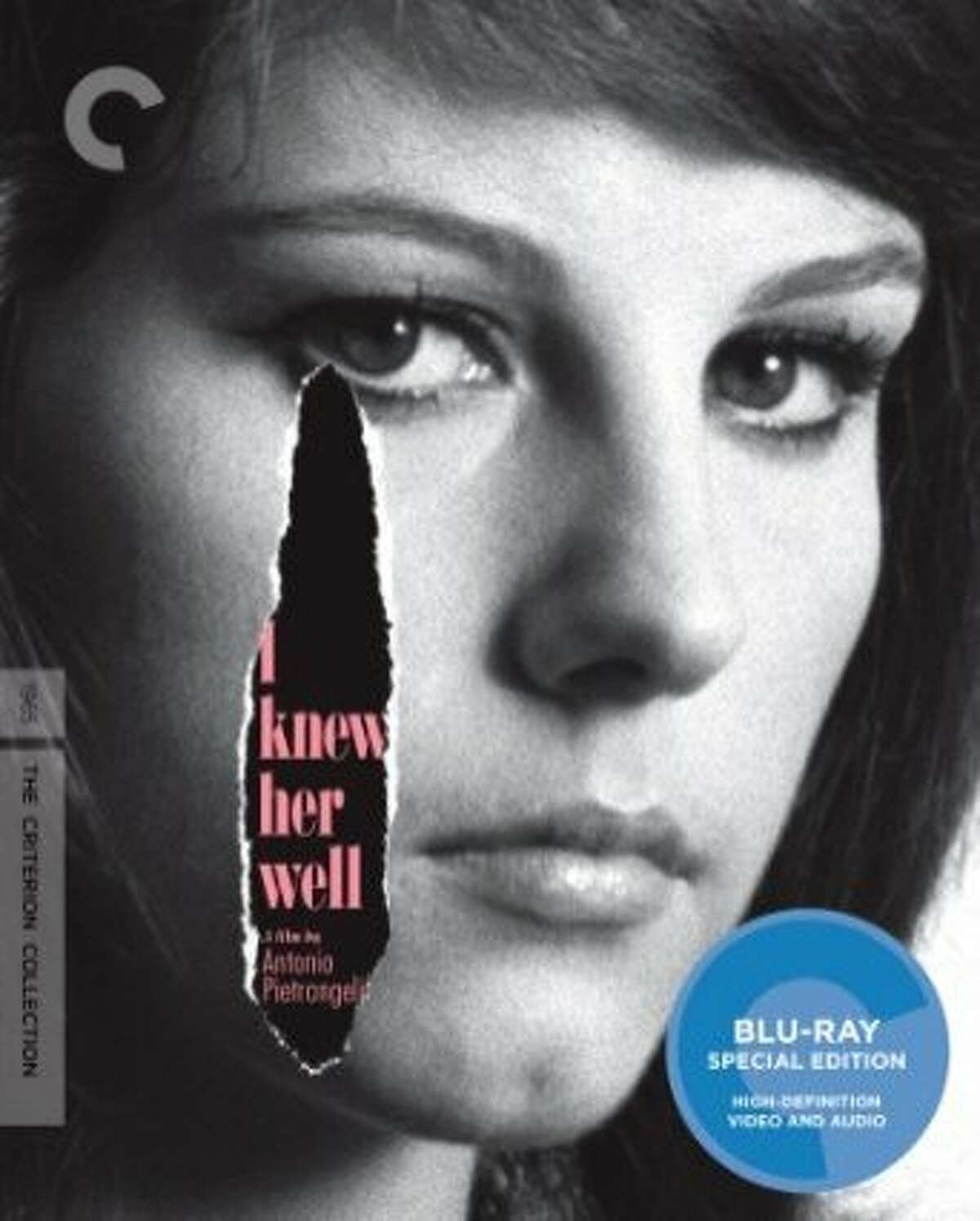 """Blu-ray cover: """"I Knew Her Well"""""""