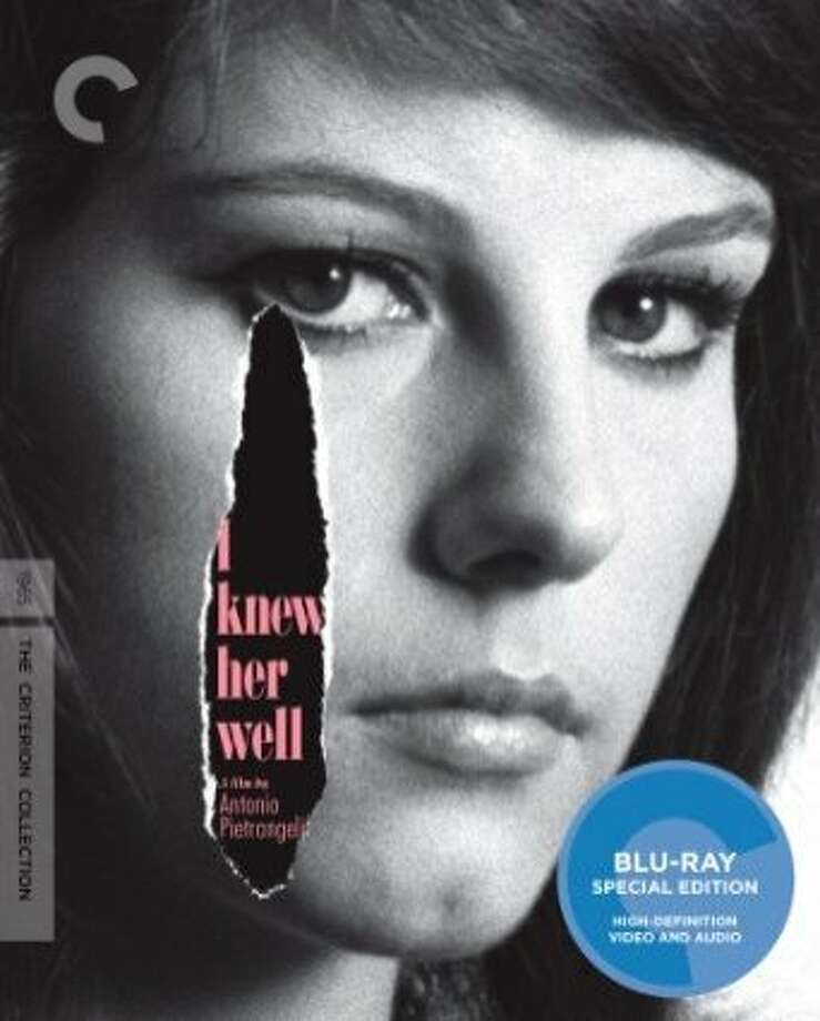 "Blu-ray cover: ""I Knew Her Well"" Photo: Criterion Collection"