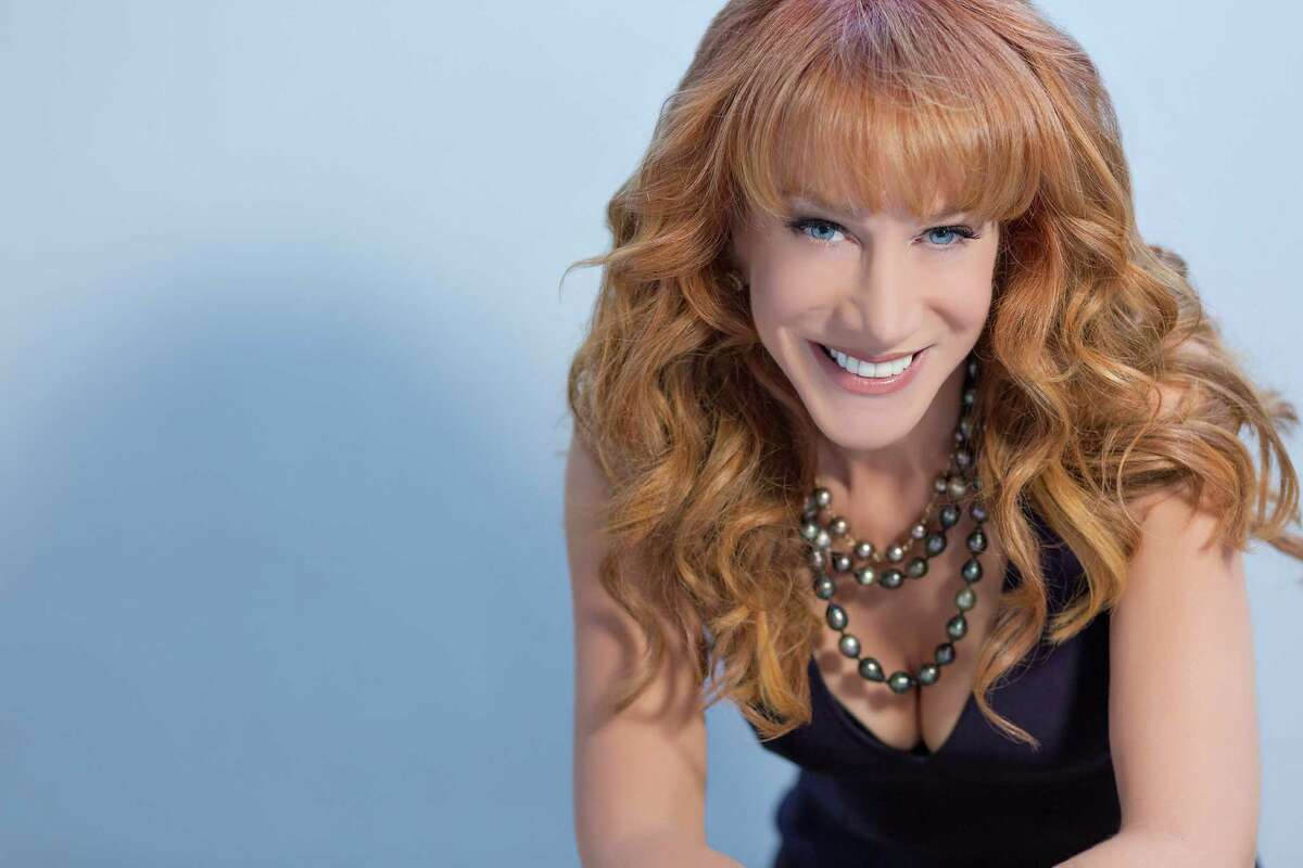 Comedian Kathy Griffin brings her