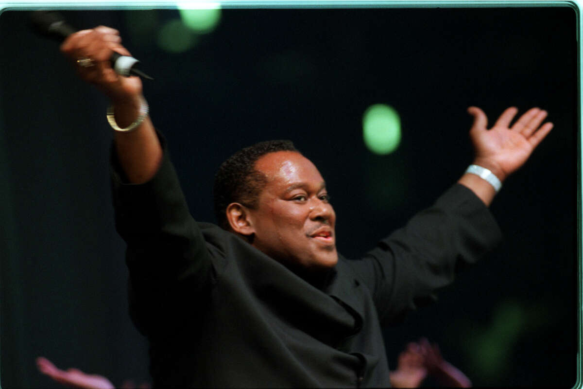 The late Luther Vandross' version of
