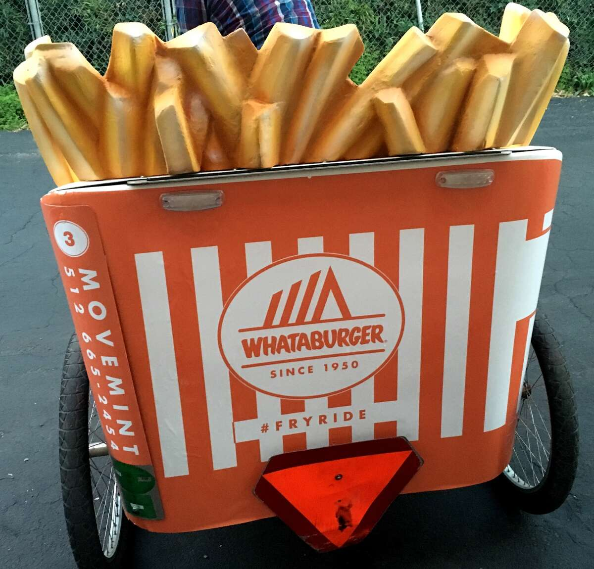 San Antonio will invade Austin during South by Southwest with Whataburger in tow, because if the Alamo City is going to be on a pedestal for the world to see, it better be with the only other food locals love as much as tacos.