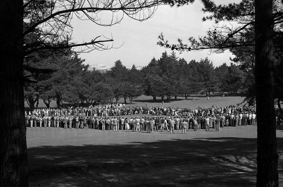 Ken Venturi would beat Art Linhares in the 1953 San Francisco City Golf Championships April 1953