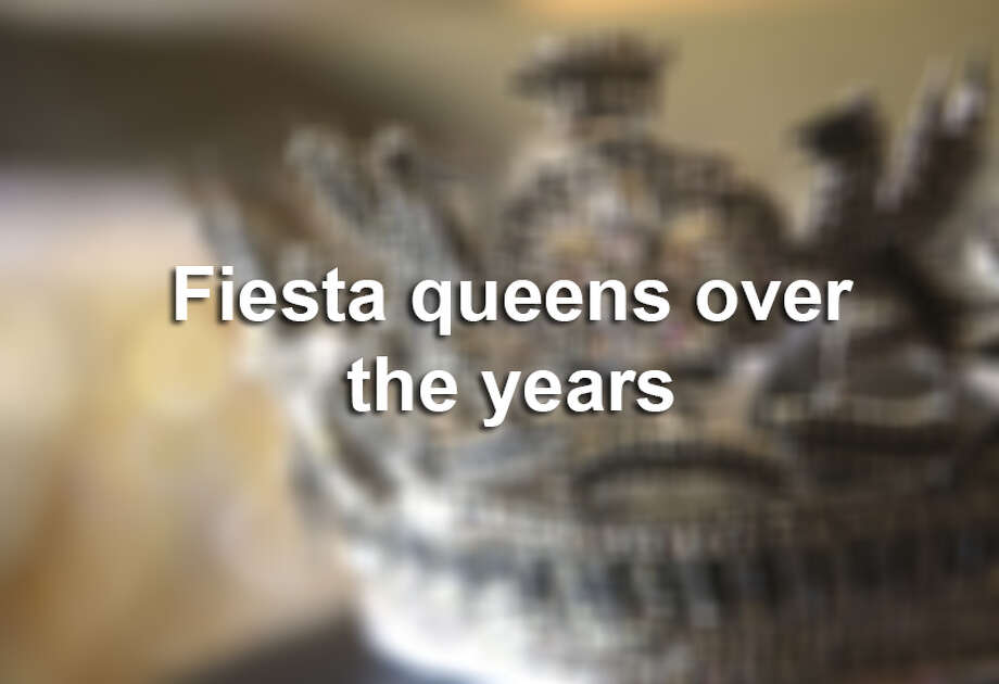 Fiesta queens since 1909.