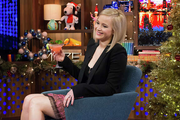 WATCH WHAT HAPPENS LIVE -- Pictured: Jennifer Lawrence --