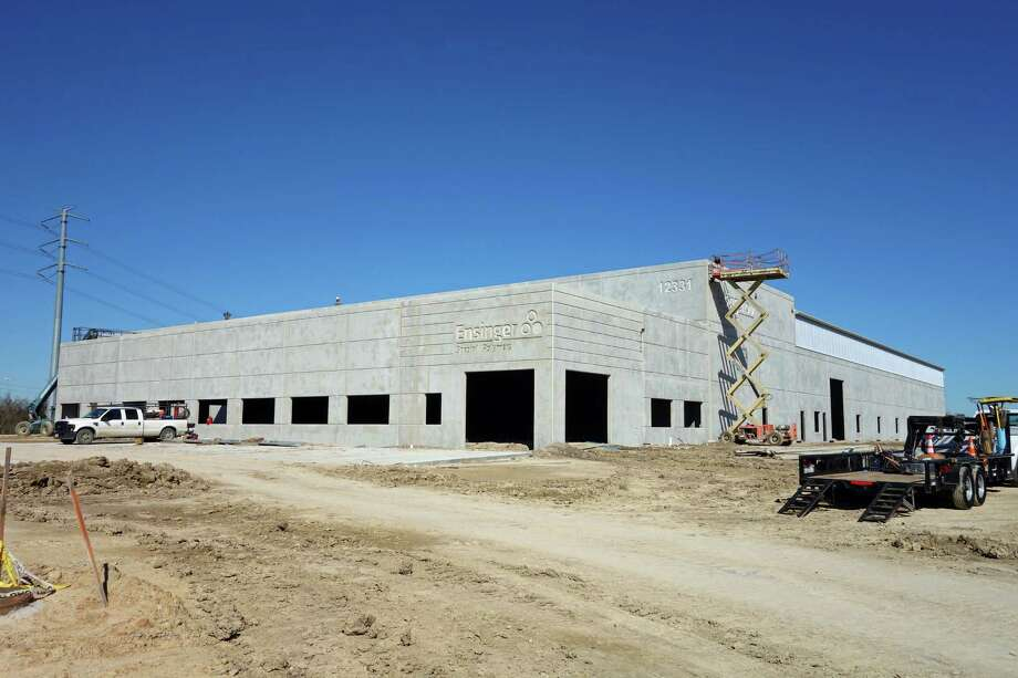 Clay Development &Construction is building a 61,875-square-foot manufacturing building at 12331 Cutten for Ensinger. Photo: Clay Development &Construction