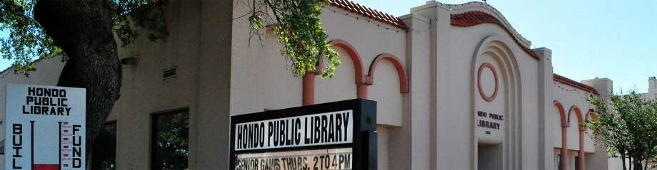 Photo of Hondo Public Library. Photo: Courtesy, Friends Of The Hondo Public