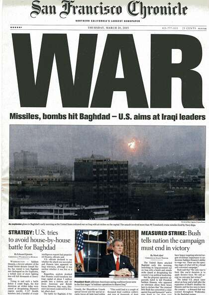 Baghdad Stalingrad >> Chronicle Covers When The U S Went To War Again In Iraq