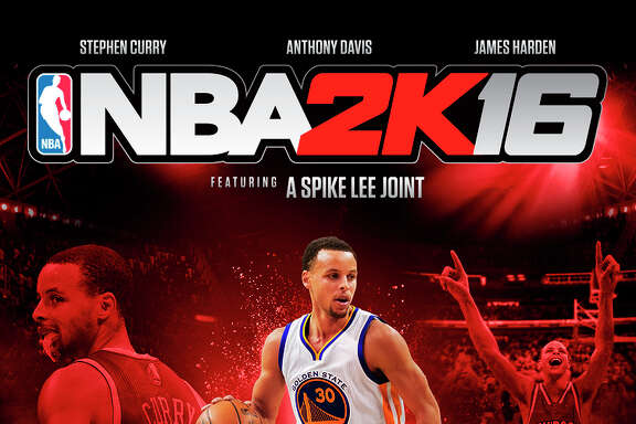 """Stephen Curry of the Golden State Warriors graced one of the three special covers for the video game """"NBA 2K16,"""" but his real-world skills are giving game designers a challenge."""