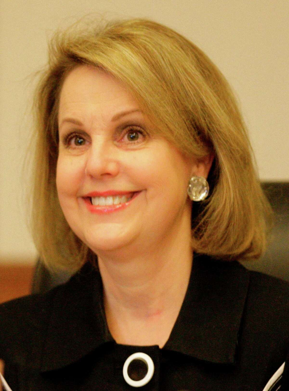Metro board Chairwoman Carrin Patman recently returned to Houston to lead the transit agency. ( Melissa Phillip / Chronicle )
