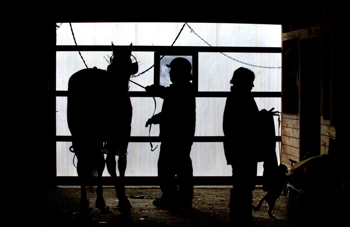 The eight arrests came one week after the racing season ended in the city. ICE spared the Saratoga Race Course from raids during the summer meet. Officials and racing experts feared agents would raid the backstretch during the six-week meet.