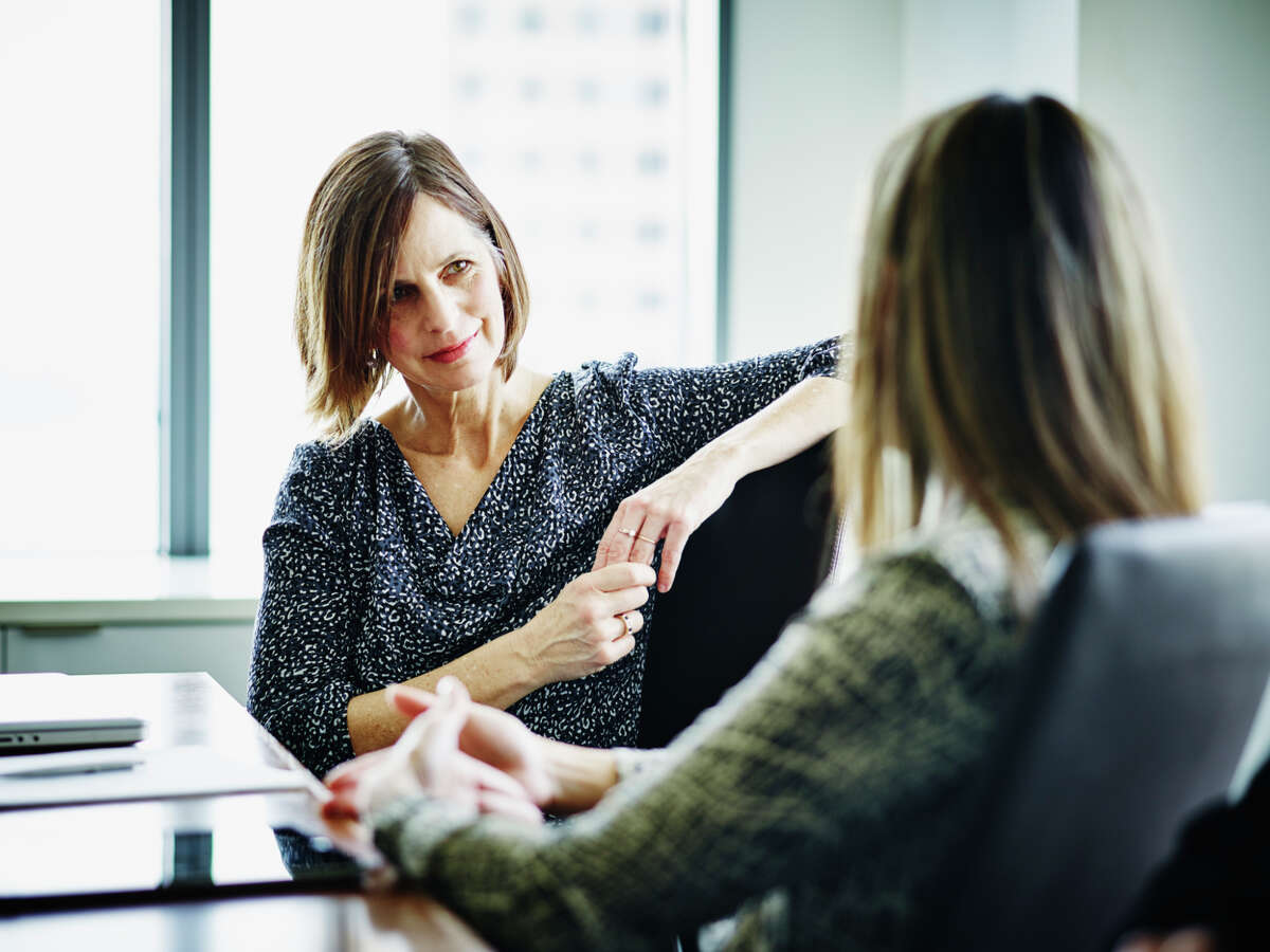 Odds that an adult is somewhat satisfied with their boss: 1 in 4