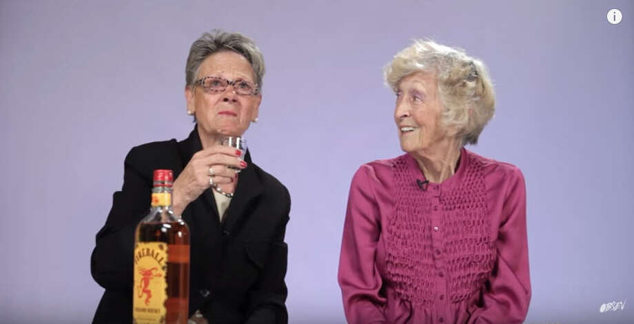 These grandmas tried Frieball ball for the first time and like it, but that isn't the case for everyone.Keep going to see reasons you shouldn't drink Fireball.