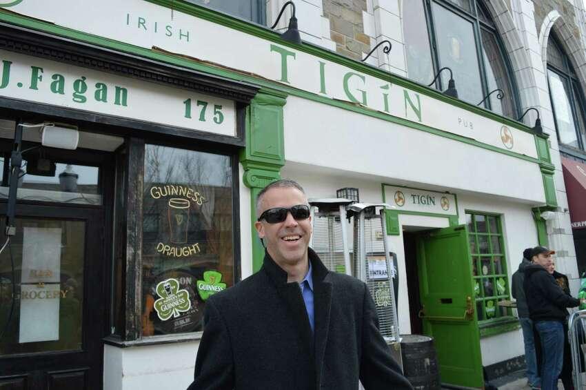 Tigin Irish Pub - Stamford 175 Bedford St. Find out more
