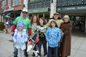 Were you SEEN celebrating St. Patrick's Day early at Tigin Irish Pub in Stamford during the city's annual St Patrick's Day parade March 5, 2016?