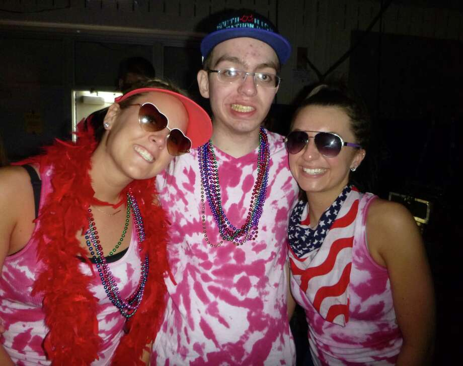 Were you Seen at the 39th Annual South High Marathon Dance held at South Glens Falls High School on Friday and Saturday, March 4-5, 2016? The 28-hour event raises money for local charities and individuals in need. Photo: Shannon Fromma