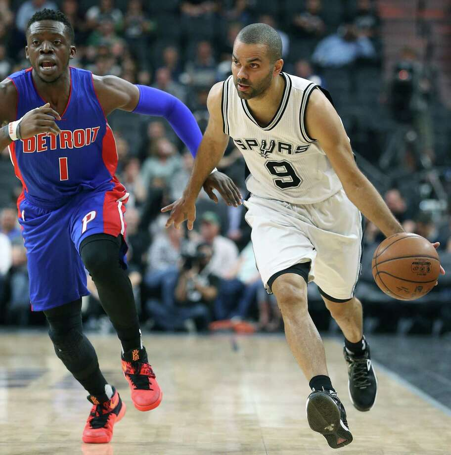 Tony Parker had some words for the Warriors.Click ahead to see what the world was like the last time the Spurs missed the playoffs ... all way back in 1997.