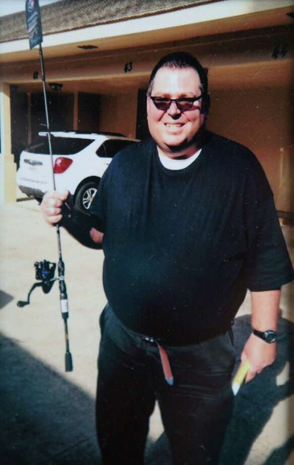 William Blue is shown in this undated family photo copied on Wednesday, March 2, 2016, in Kingwood. The recent death of William Blue, a bagger at an Atascocita Kroger, has spurred an outpouring of messages and online posts, lamenting his passing and remarking on the difference he made in people's lives. ( Blue Famiy Photo / Handout ) Photo: Blue Family Photo, HO / © 2016 Houston Chronicle