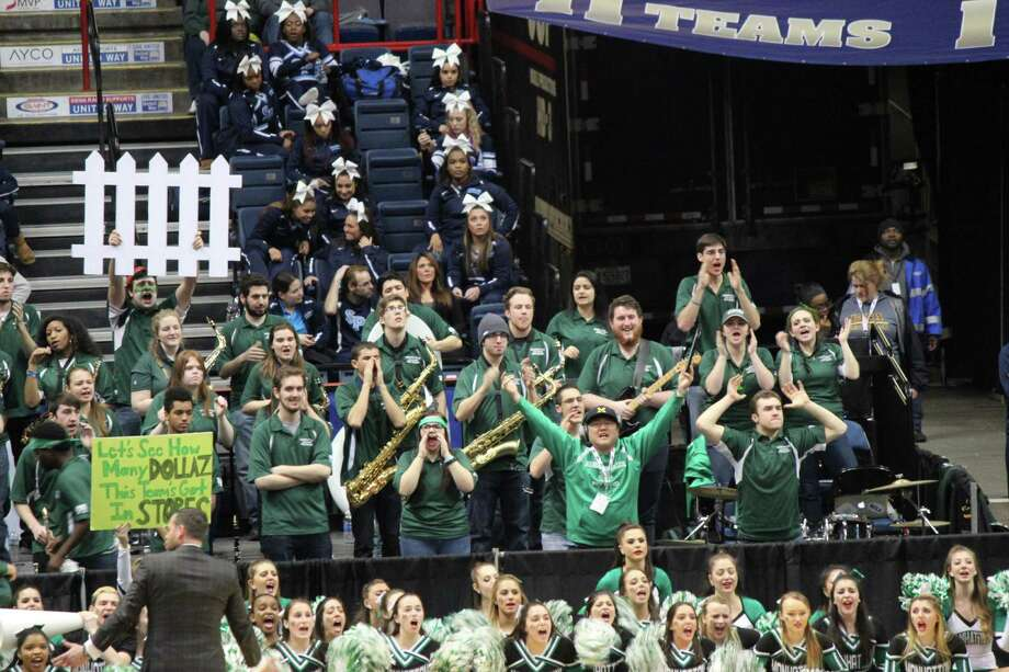 Were you Seen at the MAAC basketball quarterfinal playoff game between Siena College and Manhattanatthe Times Union Center in Albany on Saturday, March 5, 2016? Photo: Shelby Wadsworth