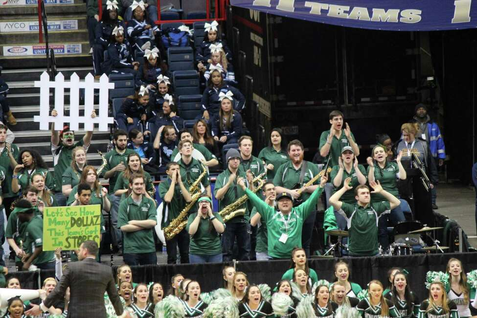 Were you Seen at the MAAC basketball quarterfinal playoff game between Siena College and Manhattan at the Times Union Center in Albany on Saturday, March 5, 2016?