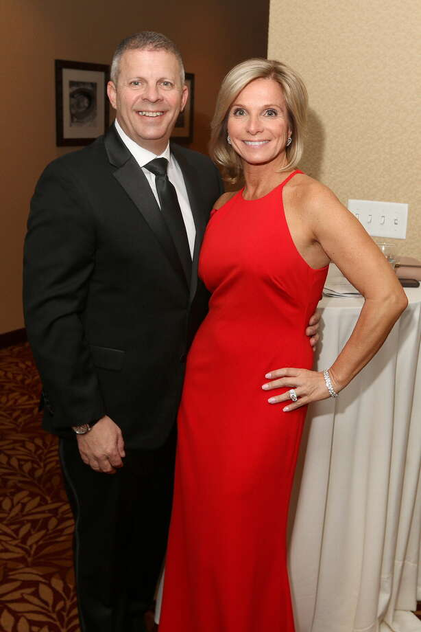 Were you Seen at the 33rd Annual Capital Region Heart Ball at the Hilton Garden Inn in Troy on Saturday, March 5, 2016? Proceeds benefit the American Heart Association. Photo: Joe Putrock/Special To The Times Union