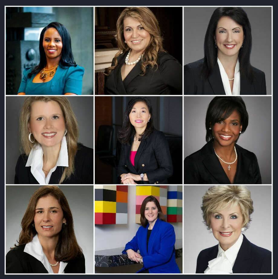 Click the gallery to see some of the women leading Houston business.