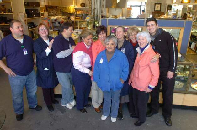 the volunteers and employees of the greenwich hospital