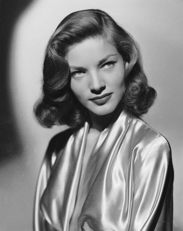 Lauren Bacall: Her film contributions ended early, but her timing was right. Photo: John Kobal Foundation, Getty Images