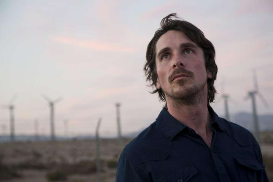 "Christian Bale in ""Knight of Cups."" Photo: Broad Green Pictures, TNS"