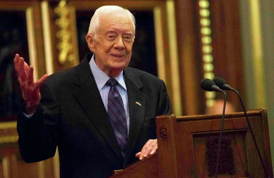 Doctors: Former President Jimmy Carter can stop cancer treatments