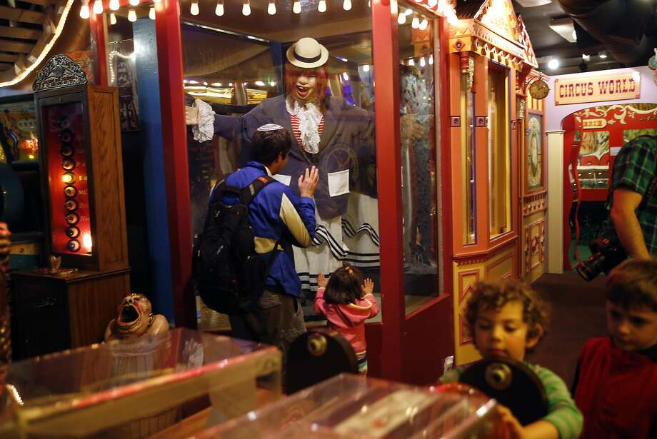 Playland-not-at-the-Beach is popular with old-timers and new visitors too. Photo: Scott Strazzante Scott  Strazzante, The Chronicle