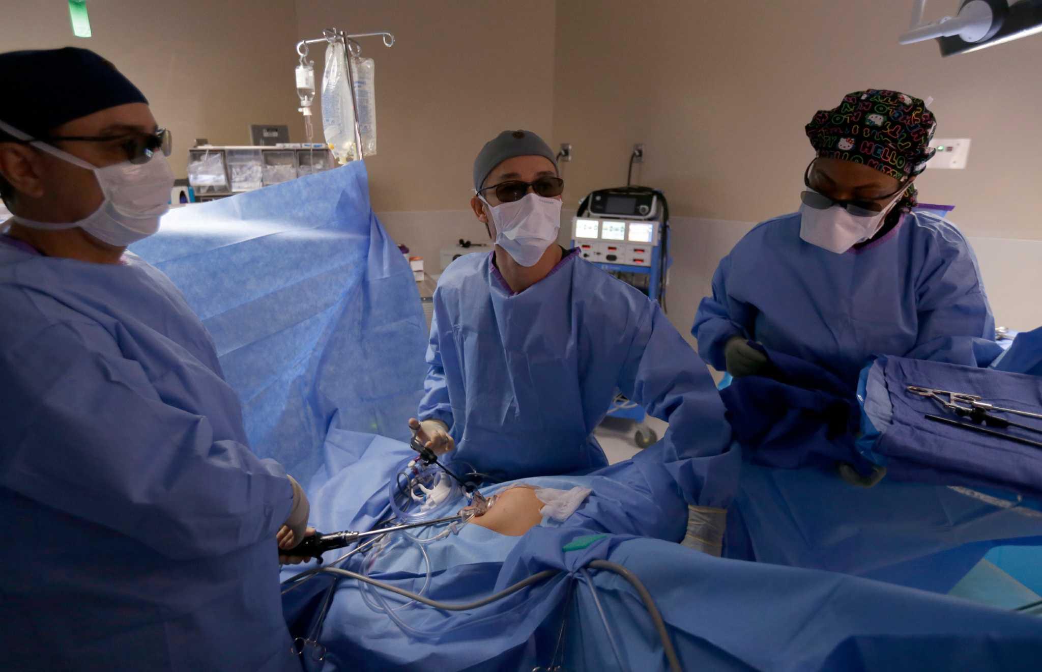 3 D Imaging Could Benefit Laparoscopic Surgery