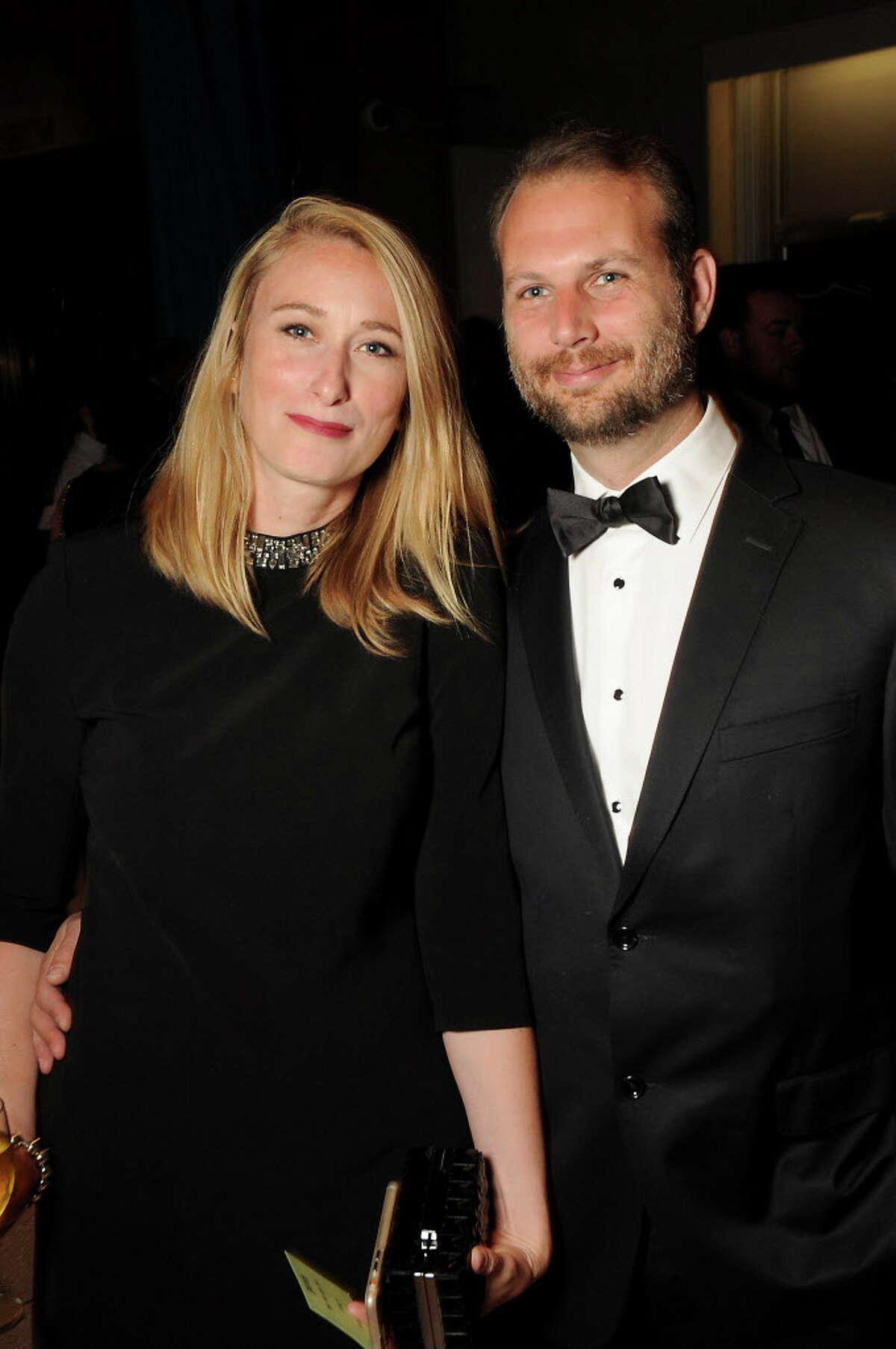 Pamela and Daniel Dupuis