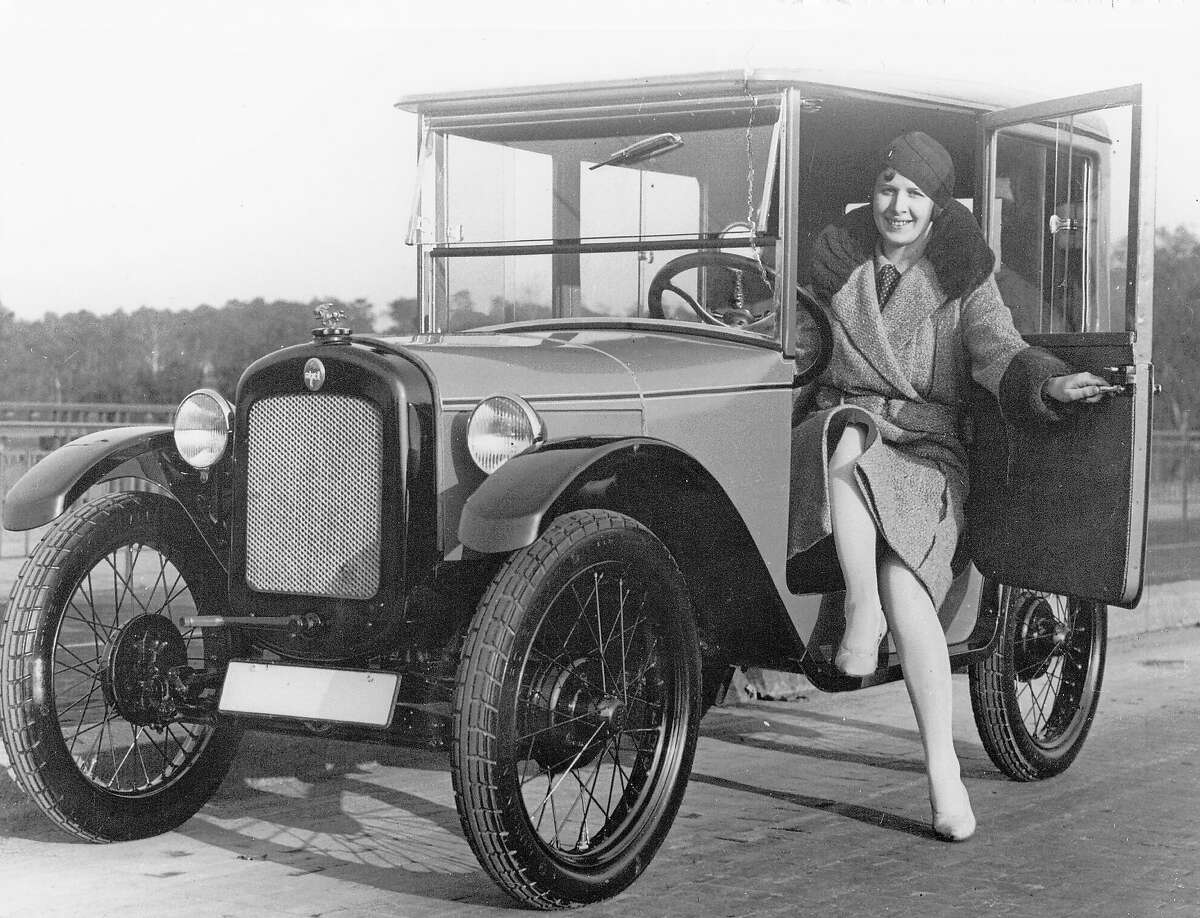 As BMW celebrates its 100th birthday, take a look back at the early years of the company. The first BMW, seen above, was the BMW 3/15, a 4-cylinder, 15 horsepower car produced under the Dixi marque from 1927-1929 until it was later licensed to Austin in England. But the origins of the company date back to World War I, when they produced aircraft engines for the German military.
