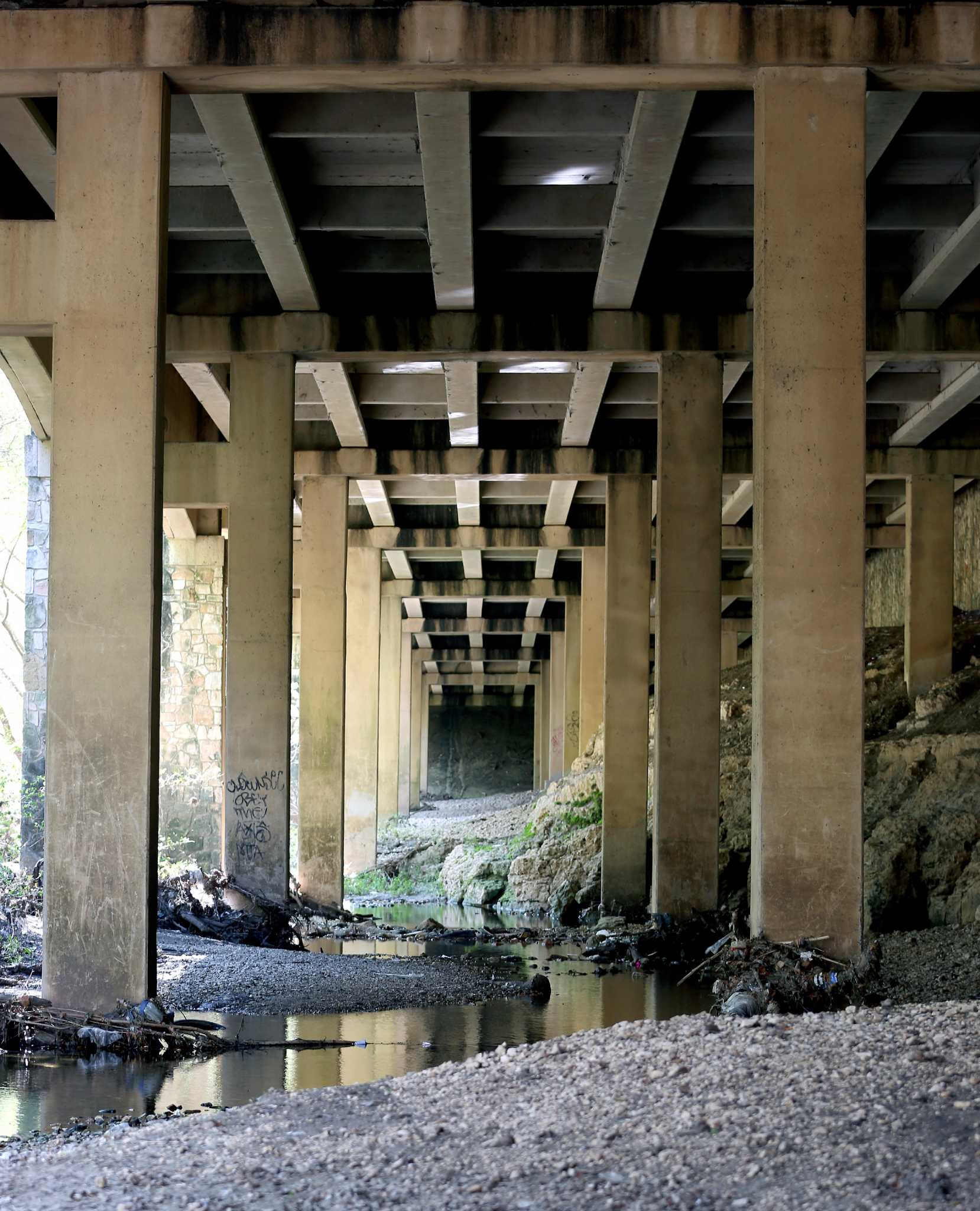 Project Could Breathe New Life Into Olmos Creek Laredo Morning Times