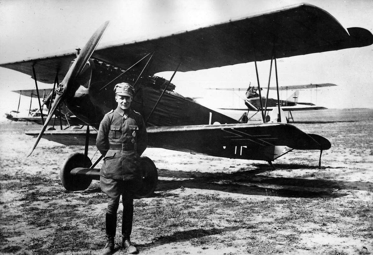 The BMW IIIa engine was used in Germany military planes in World War I, like later models of the Fokker DVll, one of Germany's best fighters.