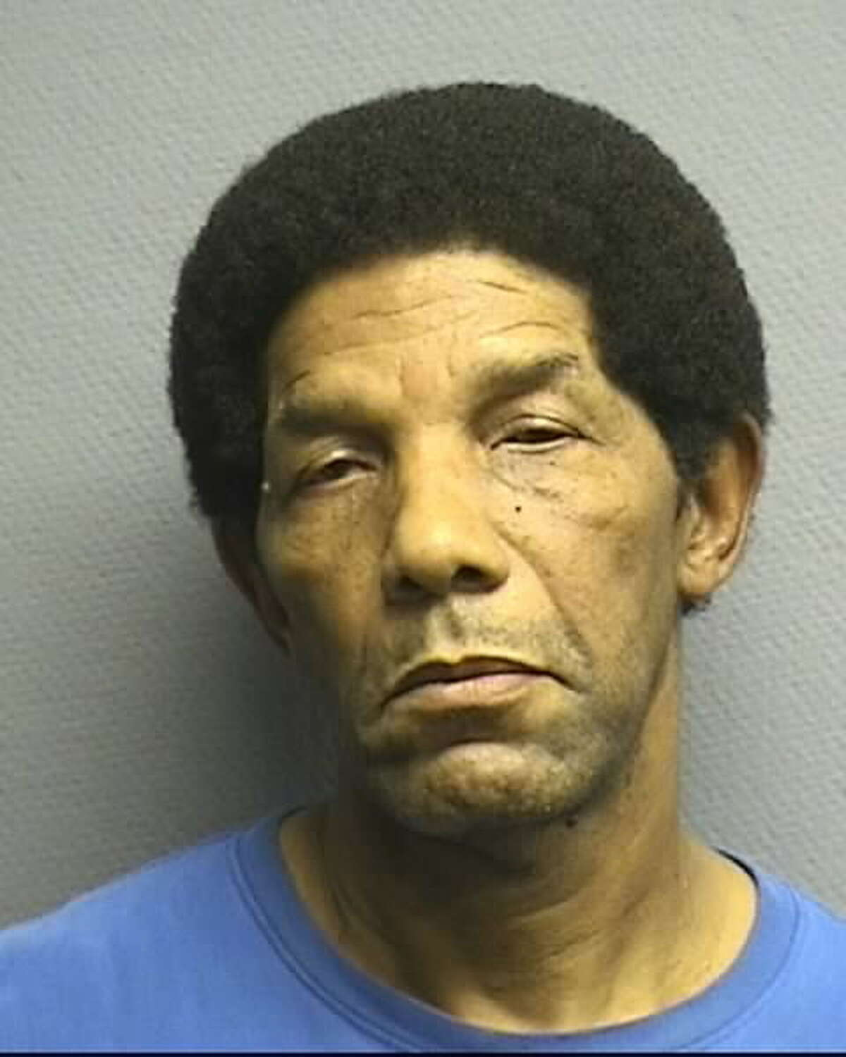 Johnny McGlory was arrested as part of Operation Traveling Circus. Between Jan. 4 and Feb. 26. Undercover deputies with Harris County Sheriff's Office and undercover officers with the Houston Police Department fanned out throughout the area in coordinated efforts to put a dent in the demand for prostitutes.