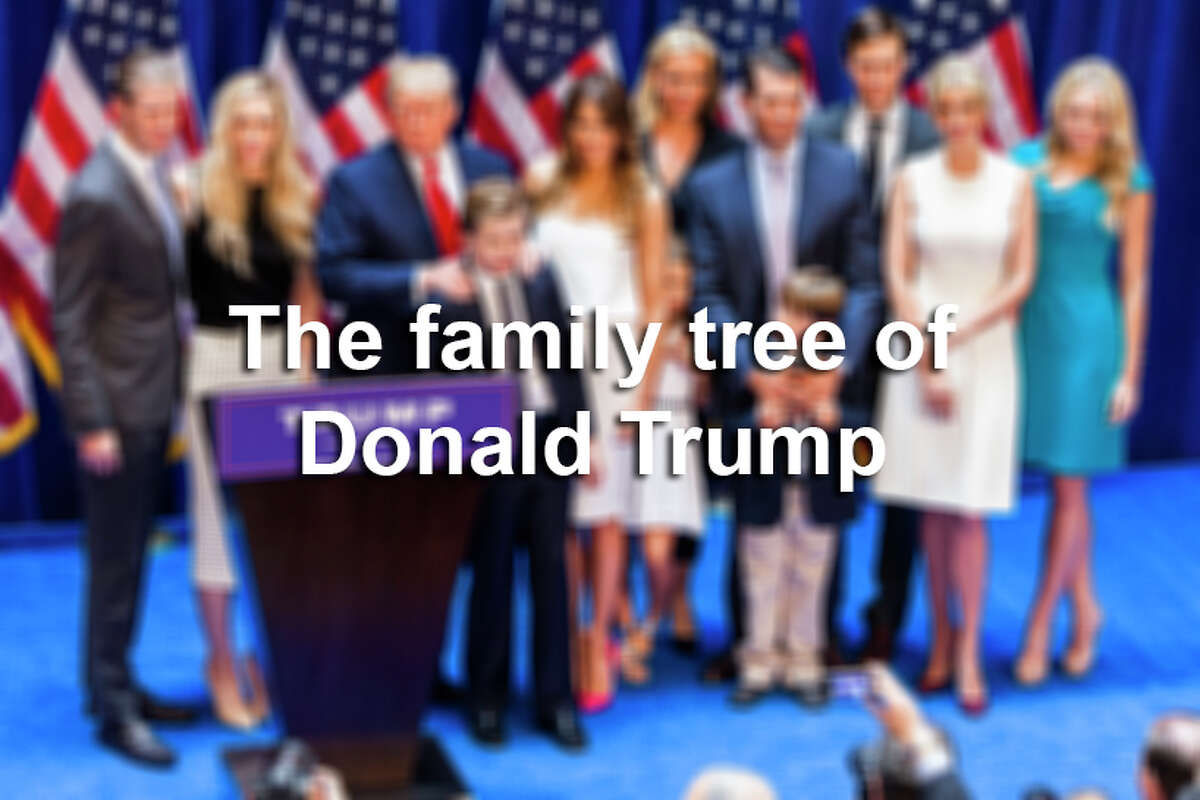 Scroll through the slideshow for a quick primer on the Donald Trump family.
