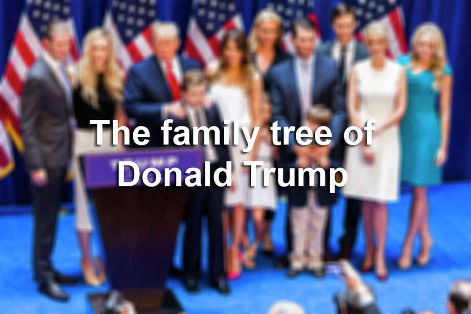 Scroll through the slideshow for a quick primer on the Donald Trump family. / 2015 Getty Images
